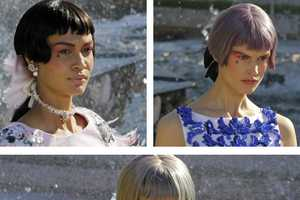 The Chanel 2013 Cruise Collection Displays Fake Freckles