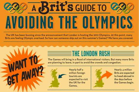 avoiding the olympics