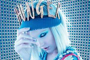The Hunger #2 'Screen Siren' Photoshoot is Excessively Vibrant