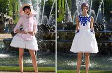 Chanel Cruise 2013 Collection Channels a Modern Marie Antoinette