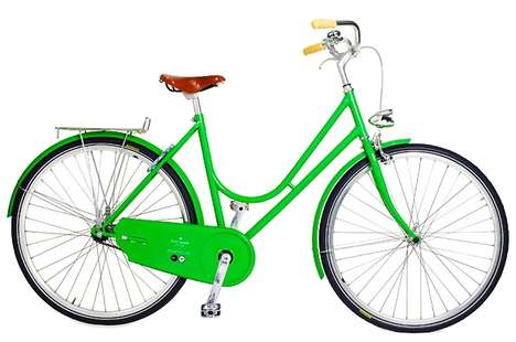Cycle-Winning Photo Contests - Holt Renfrew 'Find a Bike' Contest Sends You on a Scaveng