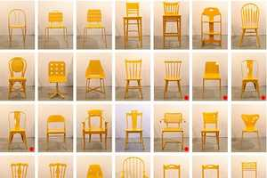 Bade Stageberg Cox Street Seats Project Recovers Abandoned Furniture