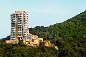 Opus Hong Kong by Frank Gehry is Atop a Winding Hillside