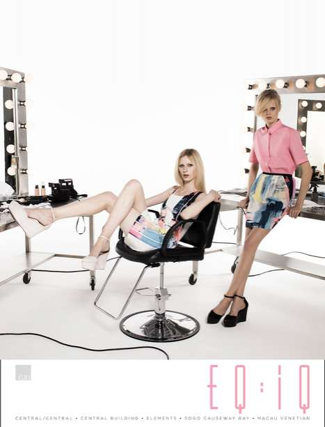 eqiq spring summer 2012