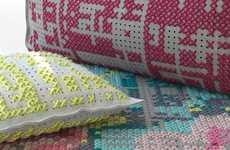 Cross-Stitch Furniture