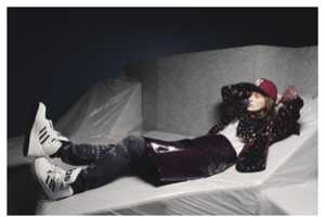 The Bon Magazine Issue 16 Editorial Stars an Urban Franziska Muller