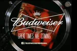 The Budweiser Vinyl Ad Features Will.I.Am