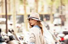 Chic Street-Snapped Catalogs