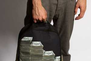 The 'Money Stacks' Backpack Flaunts Your Wealth