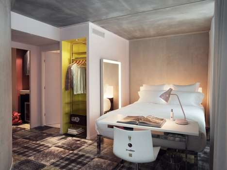 Family-Oriented Boutique Hotels - The Mama Shelter Marseille Features a Design by Philippe Starck