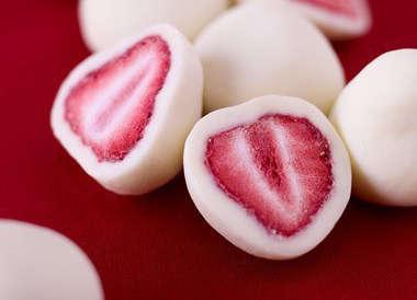 Freezer Fruit Treats