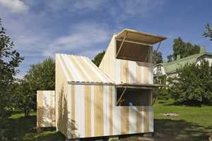 The Children's Playhouse by Anna & Eugeni Bach is Kid-Friendly