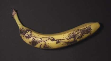 banana tattoos by phil hansen