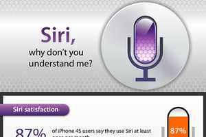 The Siri Infographic Breaks Down All You Need to Know About the New App
