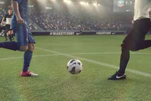 The Nike 'My Time is Now' Commercial is Brings the Soccer Stars