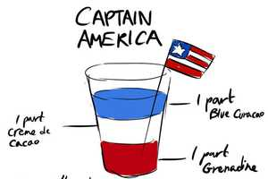 Lily Mitchell Concocts Alcoholic Beverages Inspired by The Avengers