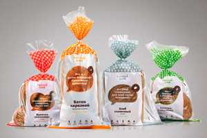Plenum Bread Packaging Introduces itself as Hearty and Healthy