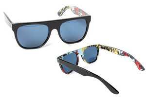 SUPER Flat Top Havana Sunglasses Brings the Vacation Home
