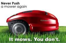 Robotic Lawn Mowers - The Robomow Cuts the Grass for You