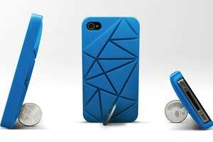 The Coin 4 iPhone Case Puts Use to Run-Of-The-Mill Quarters