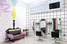 '90s-Inspired Beauty Shops