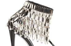 Chic Chandelier Stilettos