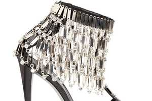 The Azzaro Lagon Sandals will Light Up Any Walkway