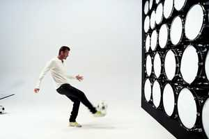 David Beckham Plays Beethoven in the Samsung Galaxy Ad