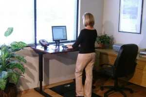 The TreadDesk Gives Your Gams a Work Out