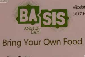 'Basis' Restaurant in Amsterdam Lets Customers Feed Themselves