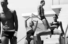 Stoic Swimmer Photoshoots