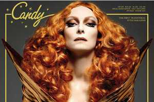 The Tilda Swinton Candy Magazine Editorial is Gorgeous