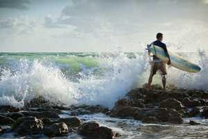 The Pete Barrett Surfing Shoot is Fantastically Beautiful