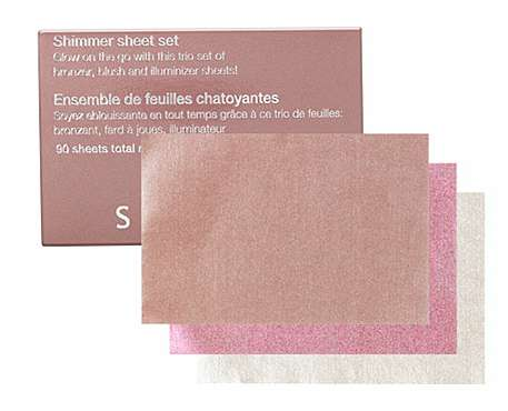 sephora shimmer sheets