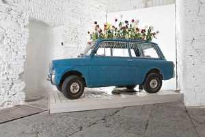 Manuel Felisi's 'Giardinetta' is a Living Garden