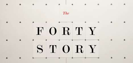 pentagram the forty story