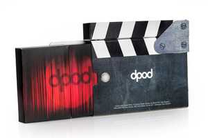 dpod and THINK Packaging Create a Visually Stimulating Resume