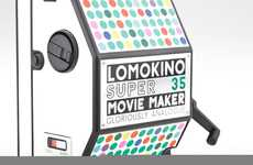 Cinematic Lomography Cameras - The Lomokino 'Mubi Edition' Analogue Movie Maker is a Hyb
