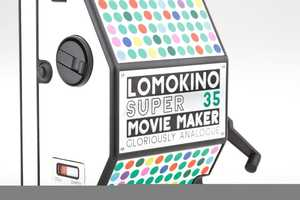 The Lomokino 'Mubi Edition' Analogue Movie Maker is a Hyb