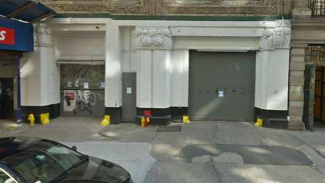 private manhattan garage