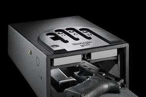 The GunVault GVB1000 Gun Safe Keeps Your Arms Secured