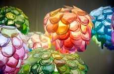 Efflorescent Floral Lanterns