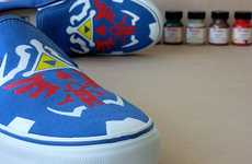 Triforce Skate Shoes