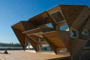 The Endesa Pavilion Solar House is a Work of Art