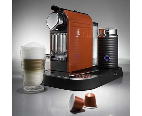 sleek coffee makers