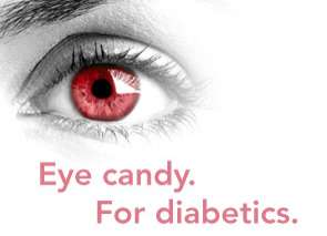 eye candy for diabetics