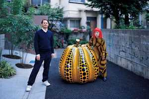 The Yayoi Kusama for Louis Vuitton Collection is Spunky