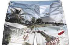 Scenic Swim Shorts