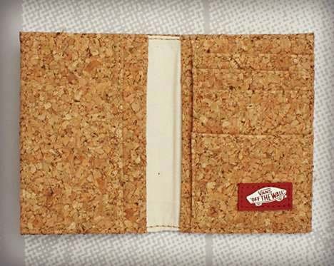 vans authentic cork wallet