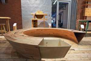 The 'Round & Round' Bench is Reworked